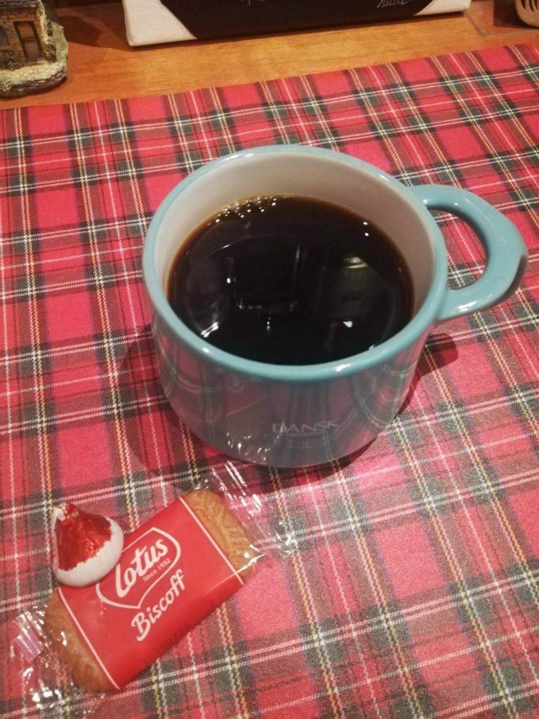 hutteのコーヒー